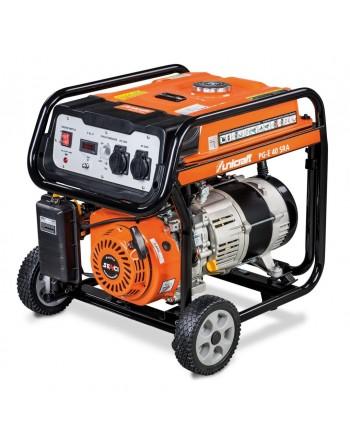 PG-E 40 SRA Synchroniczny generator prądu dla wymagających użytkowników prywatnych i profesjonalistów.