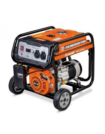 PG-E 30 SRA Synchroniczny generator prądu dla wymagających użytkowników prywatnych i profesjonalistów.