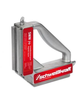 SWM 70 - magnetyczny kątownik spawalniczy