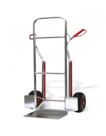 STK Alu Wózek paletowy z rur aluminiowych