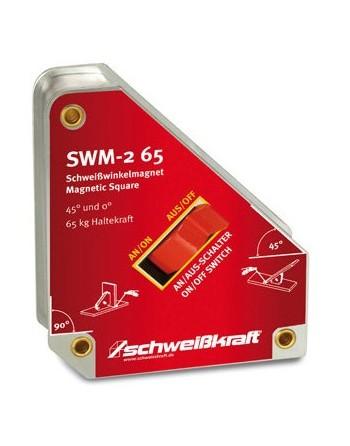 SWM-2 65 - magnetyczny kątownik spawalniczy