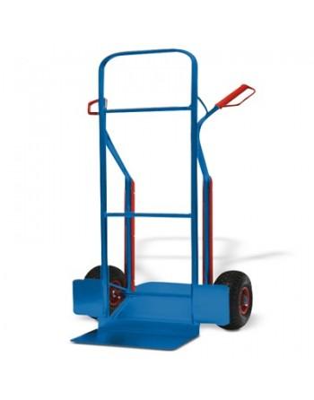 STK Wózek paletowy z rur stalowych