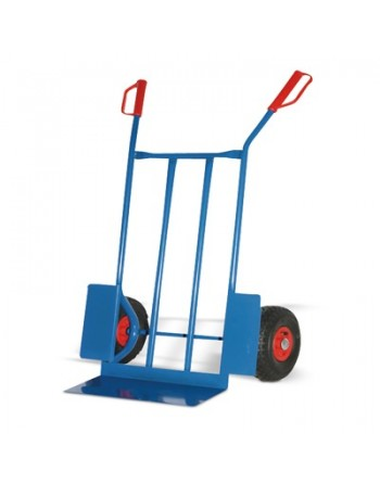SAK Wózek transportowy na worki z rur stalowych
