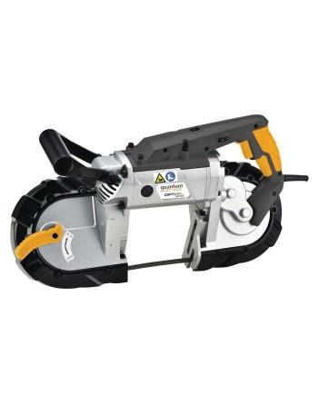 Przecinarka taśmowa – ręczna SQ-V10 / 230V do cięcia prętów gwintowanych, profili metalowych i rur metalowych