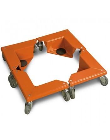 Rolki transportowe narożne ETR 4/150 o udźwigu 150 kg