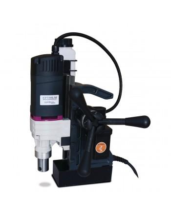 Wiertarka rdzeniowa magnetyczna DM 35PF z automatycznym posuwem tulei i powrotem