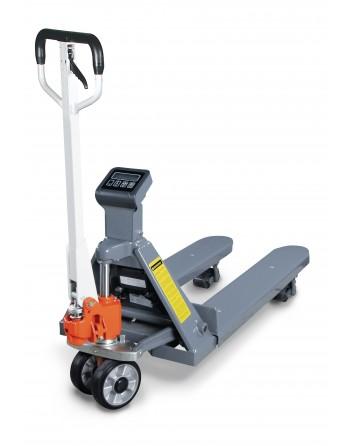 Wózek paletowy PHW 2000 W z wbudowaną wagą elektroniczną