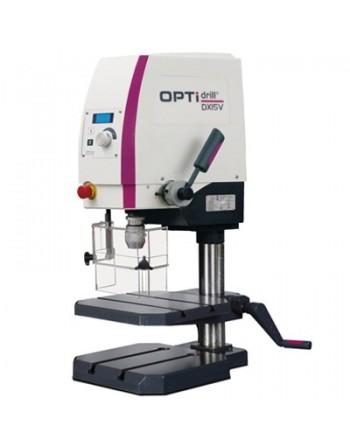 Wiertarka stołowa DX 15V / 230V z bezstopniową, elektroniczną regulacją obrotów