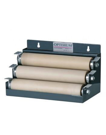 Rolki pokryte powłoką antypoślizgową PVC 3 szt.