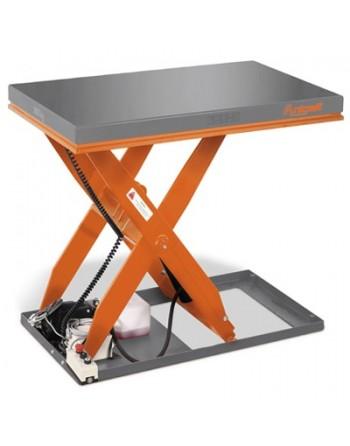 Hydrauliczny stół SHT 2000 kompaktowy, podnośny, nożycowy