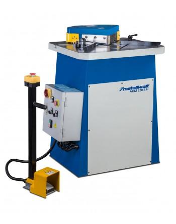 Hydrauliczna przycinarka AKM 220-4 H do szybkiego, prostokątnego nacinania blachy