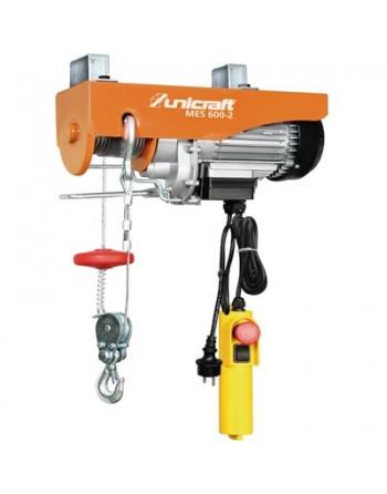 Elektryczna mini- wciągarka linowa MES 600-2
