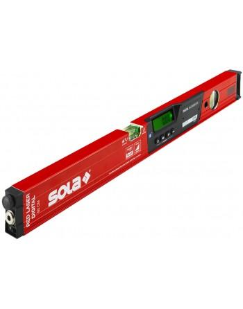Poziomica laserowa RED 60 laser digital