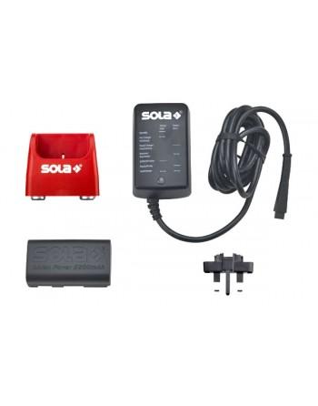 Zestaw akumulatorów litowo-jonowych SOLA LI-ION AKKU-SET 5.2