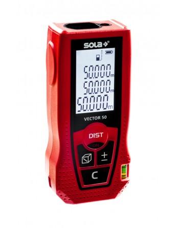 Dalmierz laserowy Vector 50