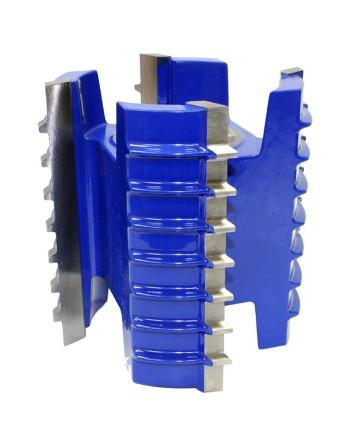 Frez HSS do deski tarasowej 0140x40x150/4z CL570-0140-0003