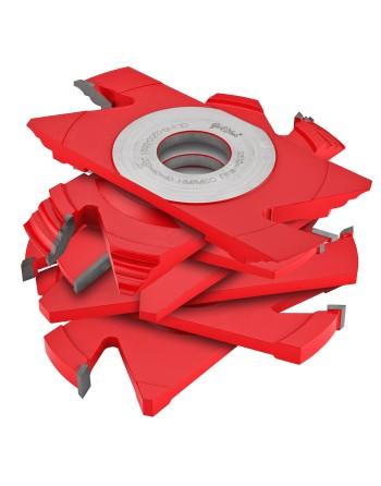 Zestaw frezów HM do drzwi (uniwersalny) 0200x40x40-54/2z