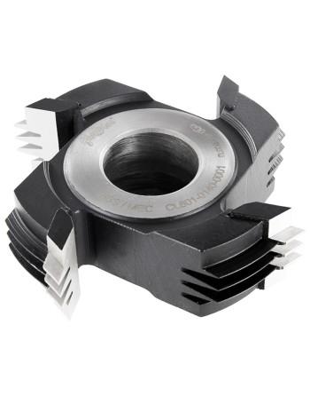 Frez HSS nasadzany do złącz wieloklinowych 0140x40x40/4z łączenie na długość