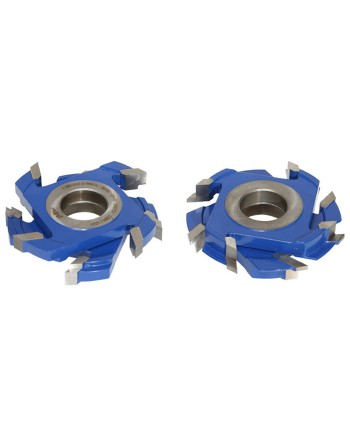 Zestaw frezów HSS do deski podłogowej 0140x40x16-29/4z ZFP.01