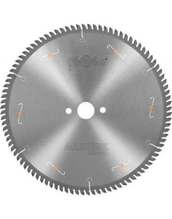 ALUEX 0550x80x4,4/3,6/160z GA5 6x9/100 - piła/tarcza z HM do cięcia kształtowników z Al i tworzyw sztucznych