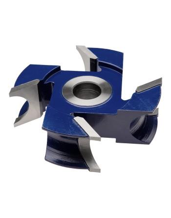 Frez HSS nasadzany ćwierćokrągły wklęsły 0160x30x60/4z R 25