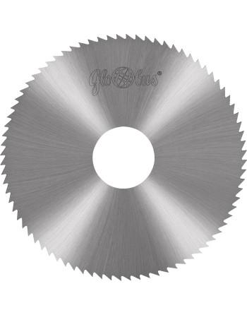 Frez HSS wg. DIN A i Aw 0160,0x32,0x6,00/100z d1 63,00 - tarcza ze stali szybkotnącej do wolnoobrotoweego cięcia stali i metali