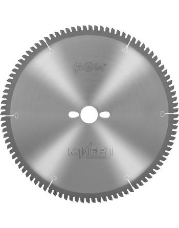 MITER 1 -CHIPBOARD- 0254x30x2,8/2,0/96z GA COMBO - piła/tarcza z płytkami HM do ukośnic