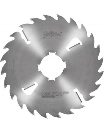 MULTIX PRO Standard 0350x80x3,6/2,5/24+4z 2GS 4(20x6) - piła/tarcza z HM do cięcia drewna suchego i świeżego w układzie wielopił