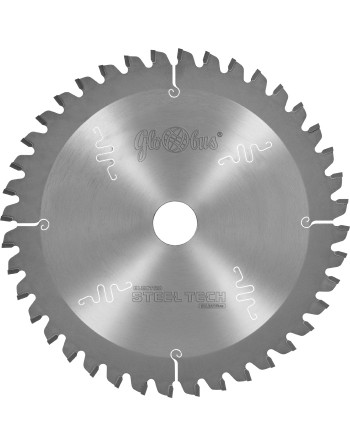 STEEL-TECH Electro 0160x20x2,0/1,4/40z GC - piła/tarcza z płytkami HM do pilarek ręcznych