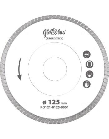 Tarcza diamentowa SPEED-TECH 0125x22,23 do pilarek szybkoobrotowych (m.in. kątówek)