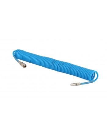 Wąż spiralny PU 8 x 5 mm...