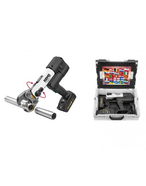 REMS Akku-Press 22 V ACC Basic-Pack L-Boxx