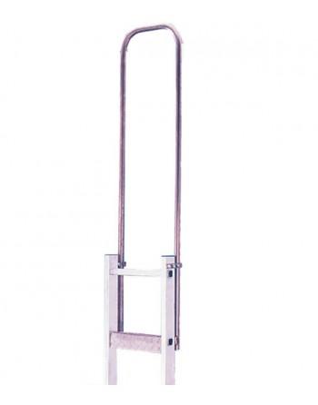 Poręcz do przytrzymywania stal nierdzewna - 440 mm