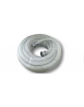 Wąż do suchego materiału 55 spiralny zakuty