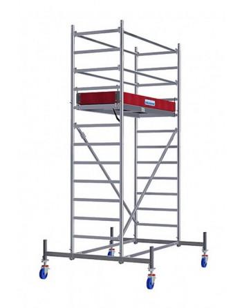 Rusztowanie jezdne Seria 10 - 2.0 x 0.75 m wys. robocza 4.40 m