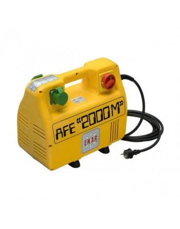 """Przetwornica częstotliwości jednofazowa AFE 2000M P, model """"WALIZKA"""""""