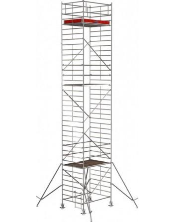 Rusztowanie jezdne Seria 5000 - 2.0 x 1.50 m wys. robocza 11.30 m